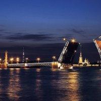 Дворцовый мост :: Дмитрий Устинов