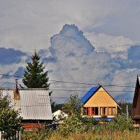 Небесный домик. :: Андрей Синицын