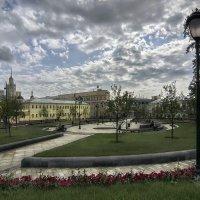 Современная Хитровская площадь :: GaL-Lina .