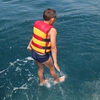 Вода теплая.....можно и искупаться....... :: Tatiana Markova