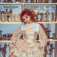Кукла :: Алёна Дружинина