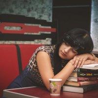 Молодежь читает :: Валерия Ступина
