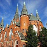 Церковь Св. Михаила (Mikaelinkirkko) :: Елена Павлова (Смолова)