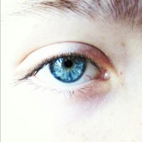 very blue eye :: Василиса Керн