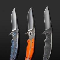 Коллекционные ножи RJ MARTIN :: Victor Brig