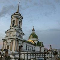 Храм Христа Спасителя (Нововоронеж) :: Юрий Клишин