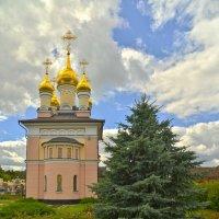 Храм в честь иконы Божьей Матери Неувядаемый Цвет :: Petr Popov