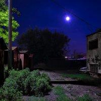 Ночь в городе :: Константин Бобинский