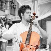 Концер в артеле :: Дмитрий Сарычев
