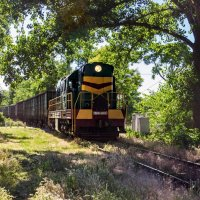 Прибытие поезда :: Константин Бобинский