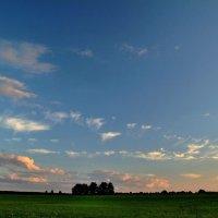 Вечернее небо :: Юрий Анипов