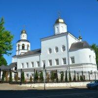 Спасо-Вознесенский женский монастырь :: Милешкин Владимир Алексеевич
