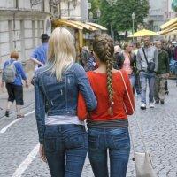 Мы с Тамарой ходим парой :) :: Kliwo