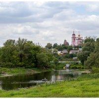 Красота России. г. Боровск :: Ирина Абрамова