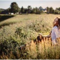 Лето в деревне :: Ирина Абрамова