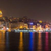 Ночной Стамбул :: Марат Рысбеков