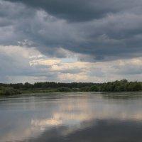 Сарапулка, река Иня. :: Олег Афанасьевич Сергеев