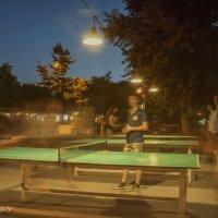 Теннис в ночи :: Сергей Шруба