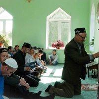 Ураза-Байрам в Перми :: Юрий Арасланов