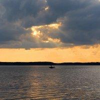 На закате дня :: галина северинова