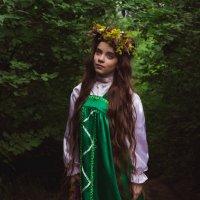 Кудесница леса... :: Lana Niks