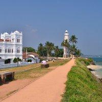 Форт Гале. Шри Ланка :: Андрей Гомонов