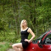 У авто :: Сергей Гаврилин