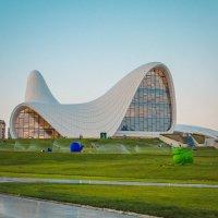 Центр Гайдара Алиева :: Анзор Агамирзоев