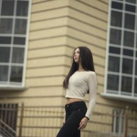 Дом на Набережной :: Женя Рыжов