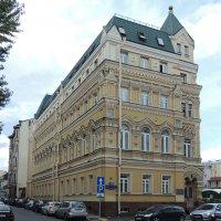Церковь Сергия Радонежского при Сергиевском приюте :: Александр Качалин