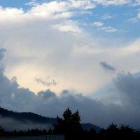 Будет дождь... :: Наталья Тимофеева