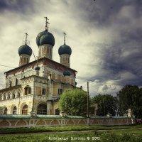 Воскресенский  Собор 1652 - 1678 г. г. Тутаев Ярославская область :: Алексадр Мякшин
