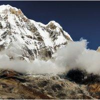 Высоко...Гималаи,Непал. :: Александр Вивчарик