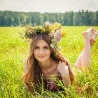 Краски лета :: Анастасия Лаптева