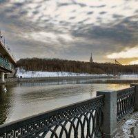 Весна на Воробьевых :: sergej-smv