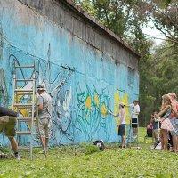 Фестиваль Граффити :: Павел Савин