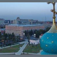 вид города с колокольни :: Анатолий Фирстов