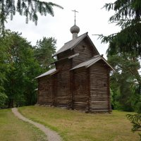 Прогулки по Витославлицам (этюд 7) :: Константин Жирнов