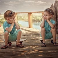 близнецы :: Абу Асиялов