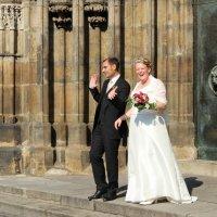 После венчания :: Elen Dol