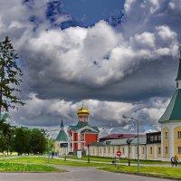 Валдайский Иверский мужской монастырь. :: kolin