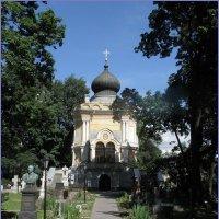 Церковь Святителя Николая Чудотворца :: Вера