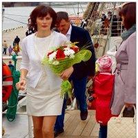 "Невеста на ""Крузенштерне""... :: Кай-8 (Ярослав) Забелин"