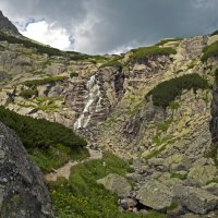 Waterfall Skok :: Roman Ilnytskyi