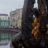 Мосты Санкт-Петербурга :: Zifa Dimitrieva