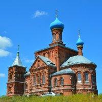 Николо-Георгиевская церковь :: Милешкин Владимир Алексеевич