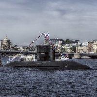 Дизель-электрическая подводная лодка Б-585 «Санкт-Петербург» :: GaL-Lina .
