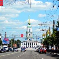 Городской пейзаж :: Сергей F
