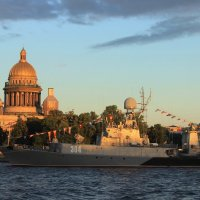 С днём Военно-морского флота! :: Вера Моисеева