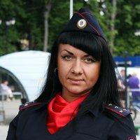 Страж порядка. :: Дмитрий Иншин